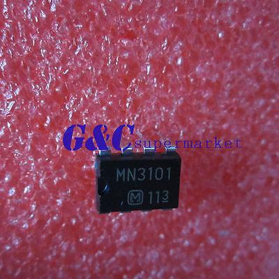 5PCS IC DIP-8 MN3101 CLOCK GENERATOR/DRIVER CMOS LSI(China (Mainland))