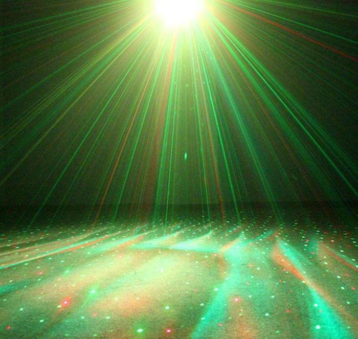 New Hawkeye Watermark Laser Light Full Color Laser Ceiling Lights