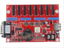 2pcs/lot LongGreat TF-M6UR(TF-M3U) LED Control Card Support Single & Dual Color LED Signboards(China (Mainland))