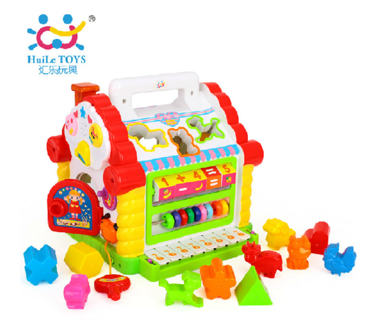 Cognitive Learning Toys : Interesting cognitive toy blocks keyboard small infants