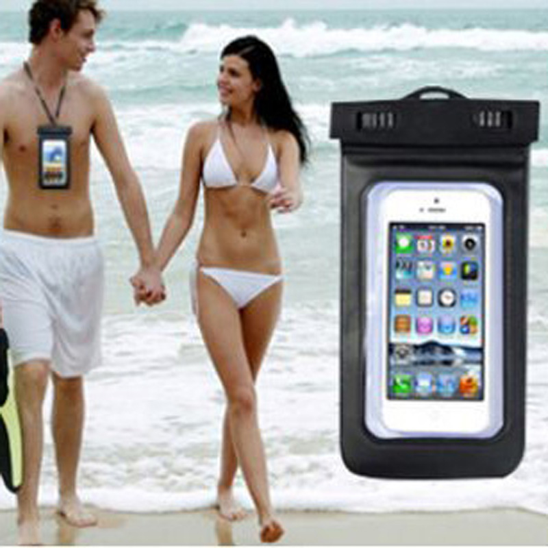 High Quality Waterproof Durable Water proof Bag Underwater back cover Case For iPhone For touch Pouch For Samsung Galaxy For HTC(China (Mainland))