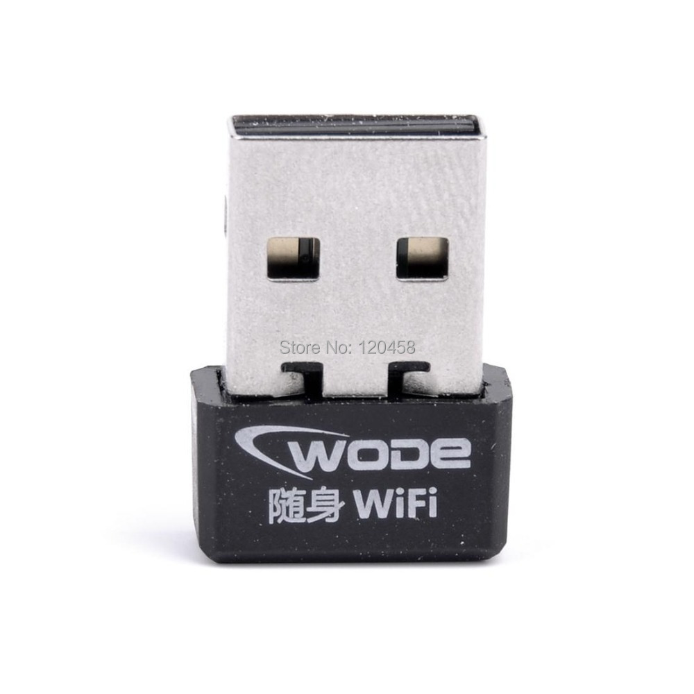 150Mbps Mini WIFI USB Adapter 2.4GHz Nano WIFI Hotspot(China (Mainland))