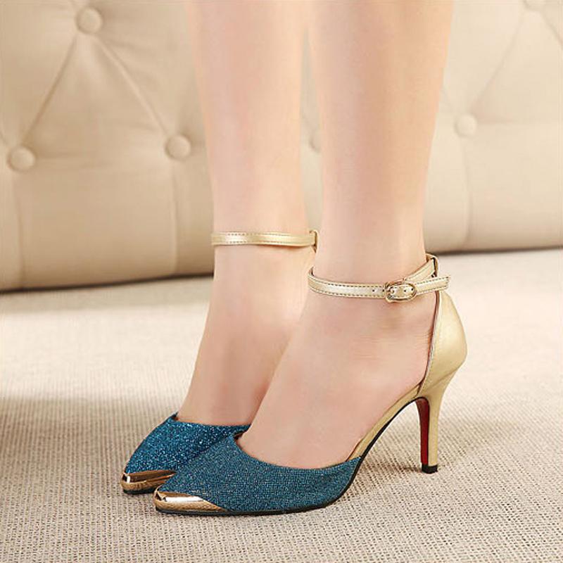Small High Heel Shoes | Tsaa Heel