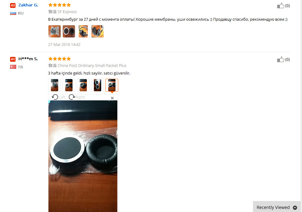 image for Hot Selling Replacement Ear Pad Cushions For Steelseries Siberia V1 V2