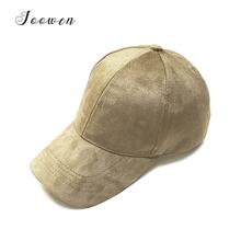 2016 Gorras Snapback Suede Baseball Cap Mens Casquette Bone cap Fashion Polo Sportcap Hip Hop Flat Hat For Women(China (Mainland))