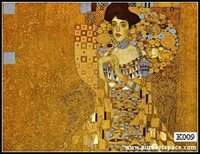 Young woman - Gustav Klimt oil painting reproductions on promotion,50*60cm