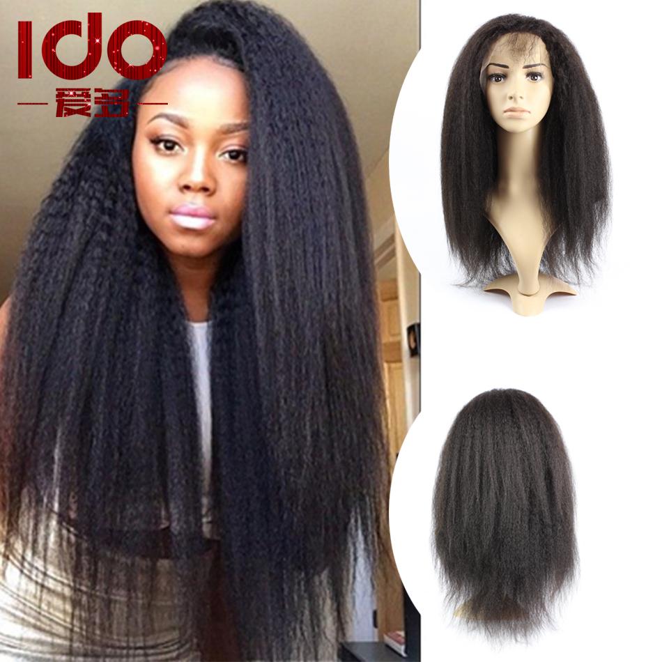 Kinky Straight Glueless Full Lace Wigs aliexpress uk Lace Front Human Hair Wigs Brazilian Virgin Hair Wig For Black Women<br><br>Aliexpress