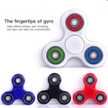 Tri Spinner Fidget Toy Plastic EDC Anti Stress spiner Toys Hand Spinner For Autism and antistress