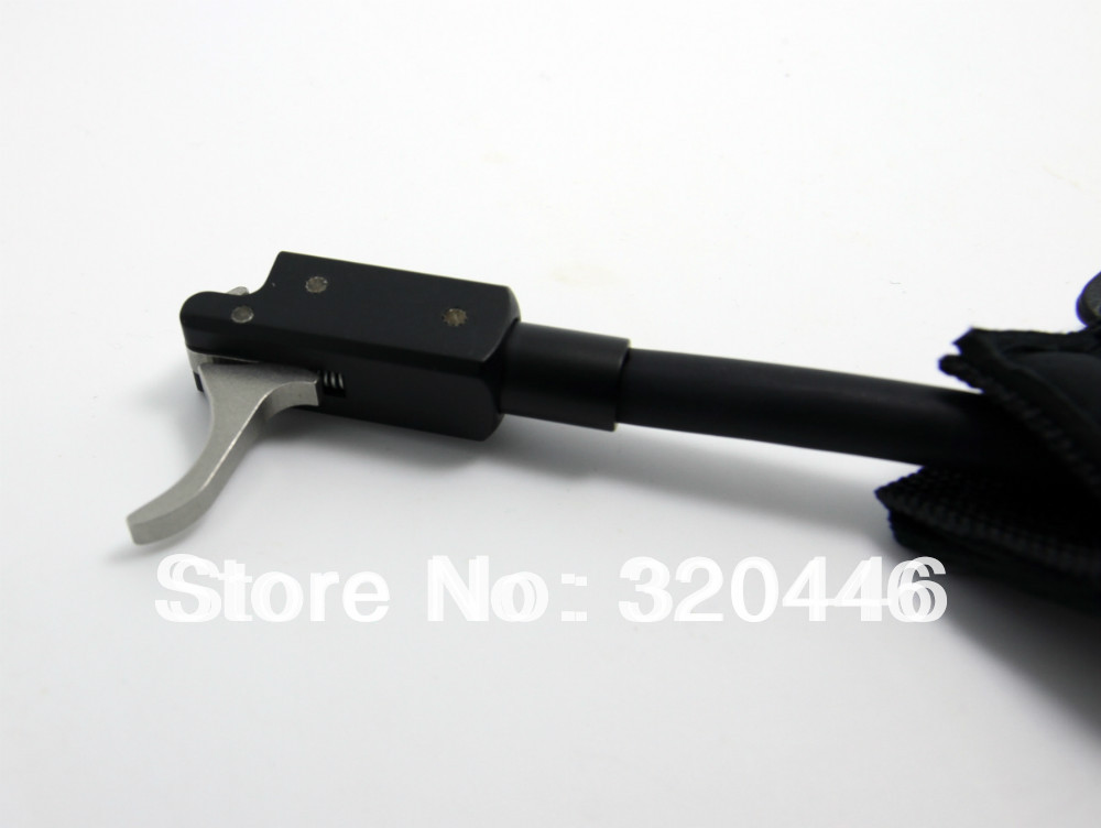 Adjustable Hunting Archery Release Arrows and Bow Release Durable Metal and Strength Saving Release for Compound