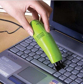 Free shipping USB mini computer cleaner   Laptop or desktop keyboard Miniature cleaner JIMEI-00210