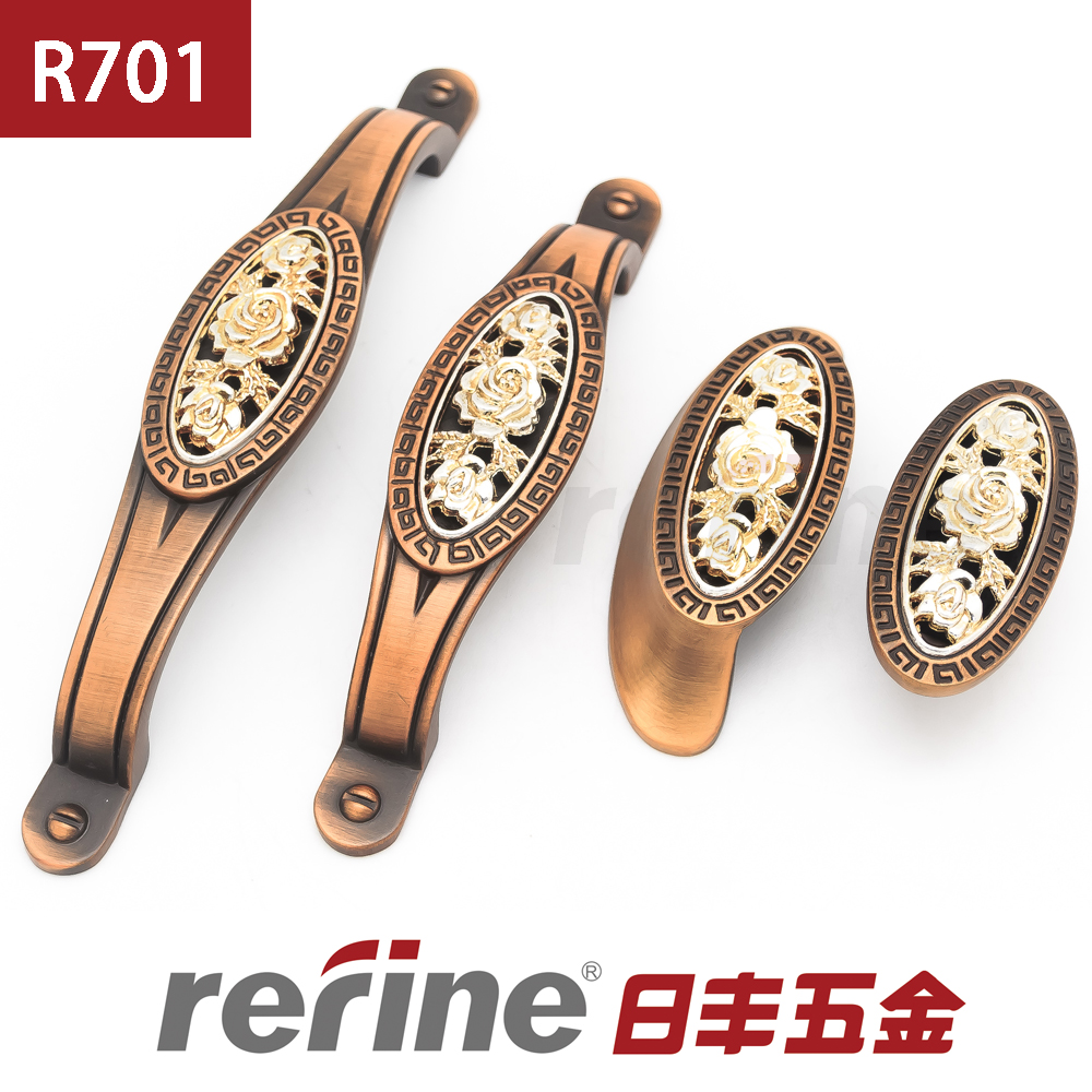 128mm Coffee color cabinet handle/ Furniture hardware,drawers pulls&amp; knob C.C.:128mm, L: 186mm<br><br>Aliexpress