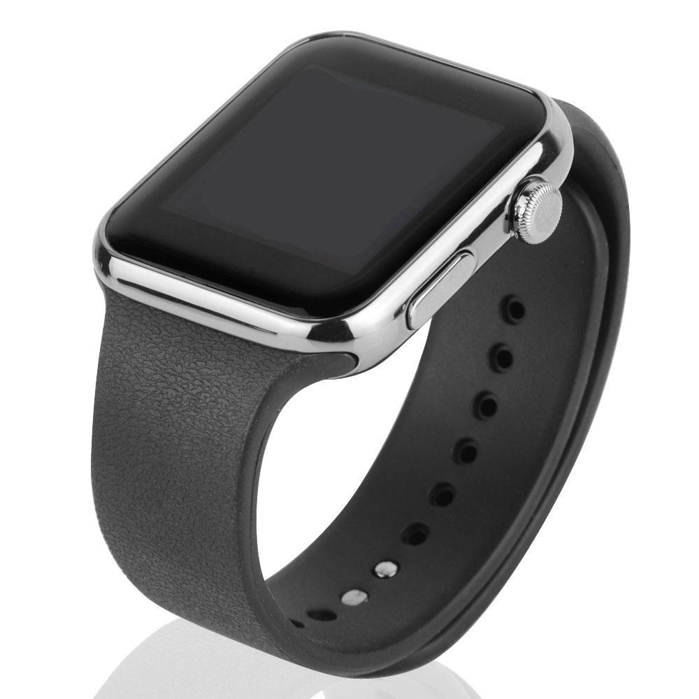 Smartwatch Bluetooth Smart watch Wristwatch for Apple iPhone IOS Android Phone Intelligent Clock Sport Watch PK GT08 DZ09 F69 U8(China (Mainland))