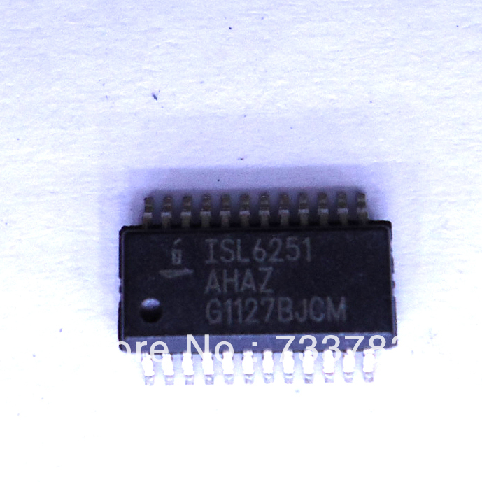 INTERSIL ISL6251AHAZ ISL6251A ISL6251 SOP Low Cost Multi-Chemistry Battery Charger Controller(China (Mainland))