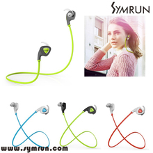 Symrun Original  Earphones Bluetooth Stereo Wireless Earphone Built-In Mic Wireless Headset Bluetooth(China (Mainland))