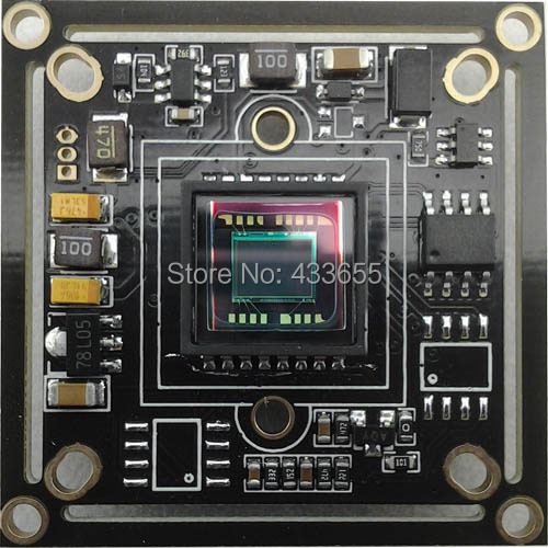FREE SHIPPING 700TVL CCTV Camera PCB Board 2041+Sony639 CCD Camera Board(China (Mainland))
