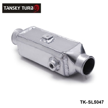 Tansky-Universal Light Weight Aluminum Bar and Plate Turbo Front-Mount Water to Air Intercooler TK-SL5047(China (Mainland))