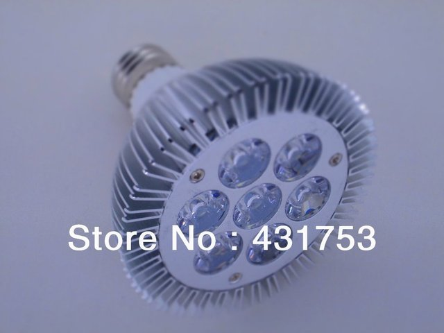Hot selling,  Par 30 (7x3W) 21W  LED Lamp Bulb light E27 Spotlight Cool White | Warm White 85V-265V Free Shipping 5pcs /lot