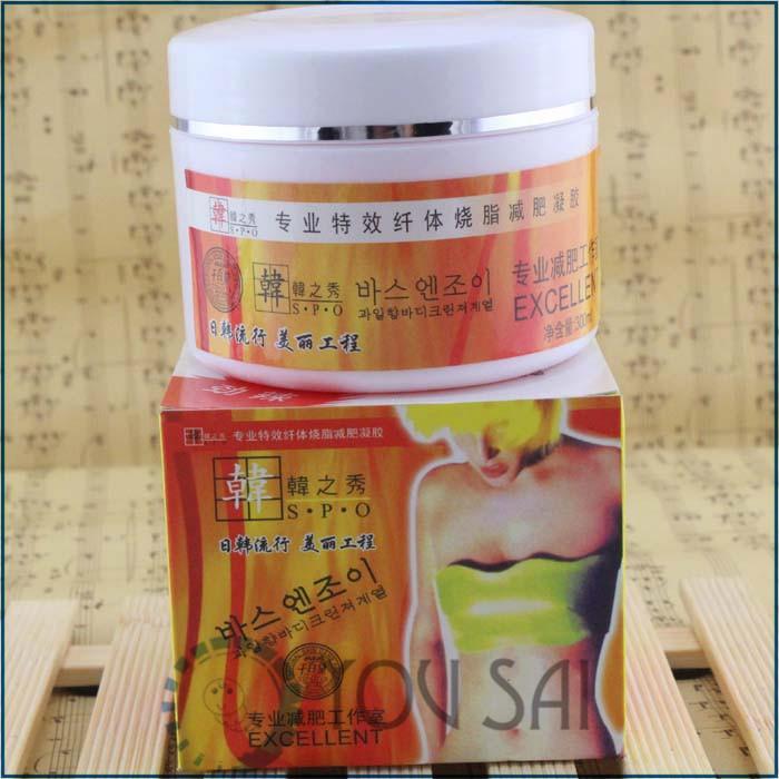 300g Brand new Balansilk Full body fat burning Body slimming cream gel hot anti cellulite weight lose lost Product(China (Mainland))
