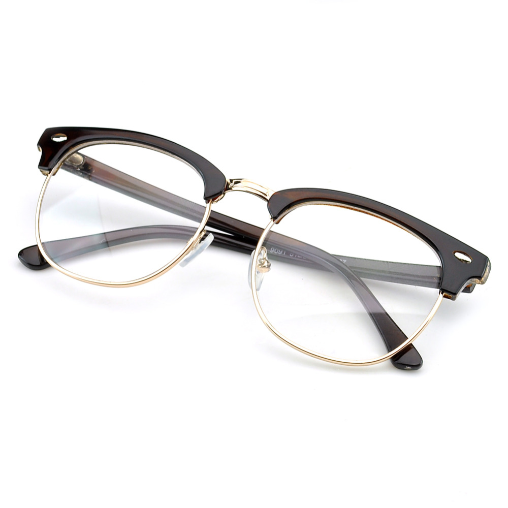Clear Frame Glasses Retro : vintage french horn eyeglasses Global Business Forum ...