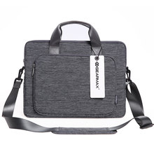 2016 GEARMAX High Quality Laptop Bag 15 Waterproof Nylon Laptop Case 13 Men's Notebook Bag for Macbook Air 13 Pro Messenger Bags(China (Mainland))
