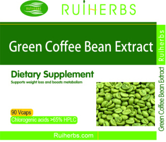 3Bottles X Nature Green Coffee Bean Extract 500mg x 270Caps