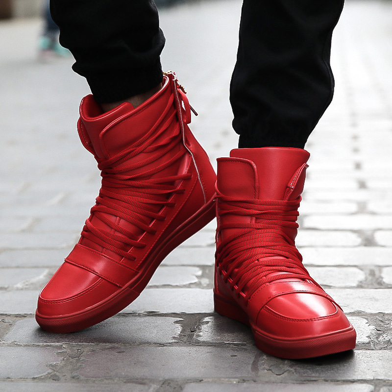 Red Boots For Men Yu Boots