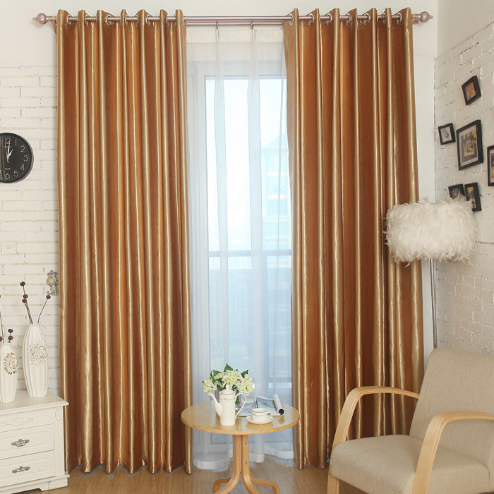 2016 jacquard shade window blackout curtain fabric modern for Curtain fabric ideas for living room