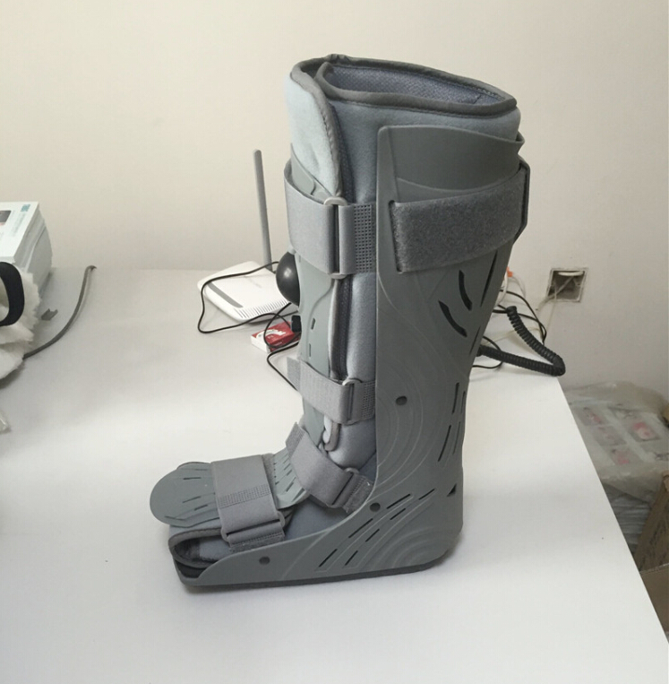Free Shipping High Quality Orthopeadic Shoes Achilles Tendon Rupture Rehabilitation Boot Fracture Protector Support Orthotics(China (Mainland))