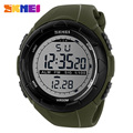 SKMEI Brand 1025 LED Digital Mens Military Watch Men Sports Watches 5ATM Swim Climbing Men Wristwatches