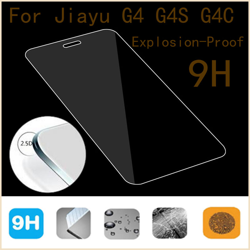 Direct Marketing For Jiayu G4 G4S G4C Explosion-Proof Tempered Glass protective Film Screen Protector Screen Glass(China (Mainland))