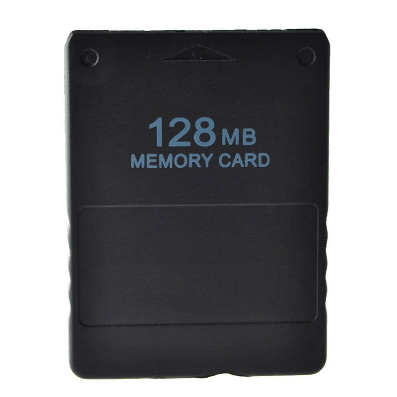 New Hot 128MB Memory Card Save Game Data Stick Module For Sony PS2 PS Playstation Memory Card 128MB(China (Mainland))