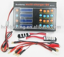 Synchronous charge 4 group Battery Balance Charger Q6 B6 charger