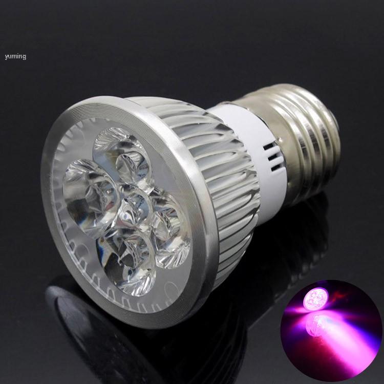 hot selling full spectrum led plant grow light bulb flower lamp e27. Black Bedroom Furniture Sets. Home Design Ideas