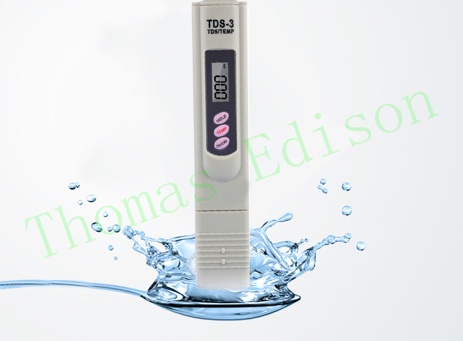 Boutique Energy saving TDS water quality detecting pen water tap water detecting instrument testing pen drinking water detector(China (Mainland))