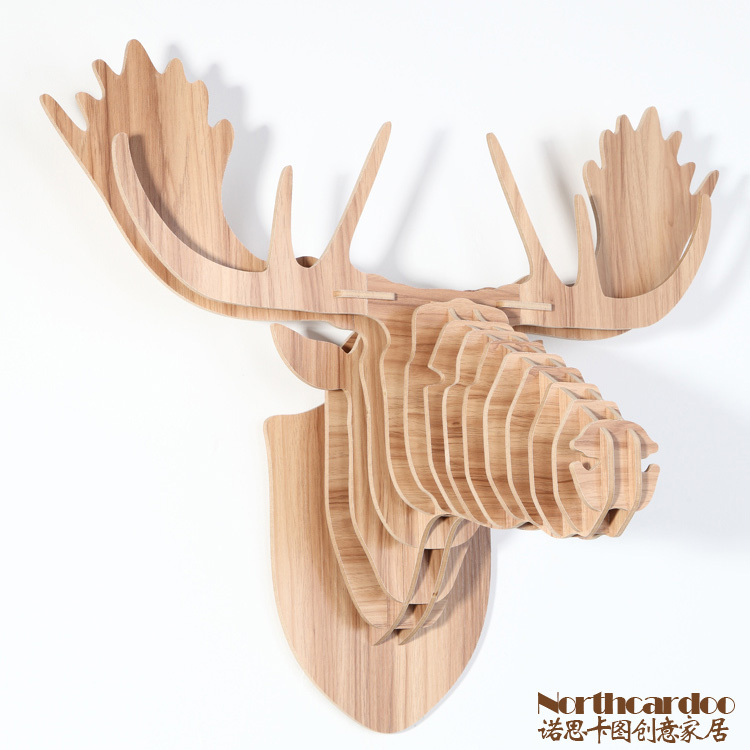 Image Result For Animal Head Wall Decoration
