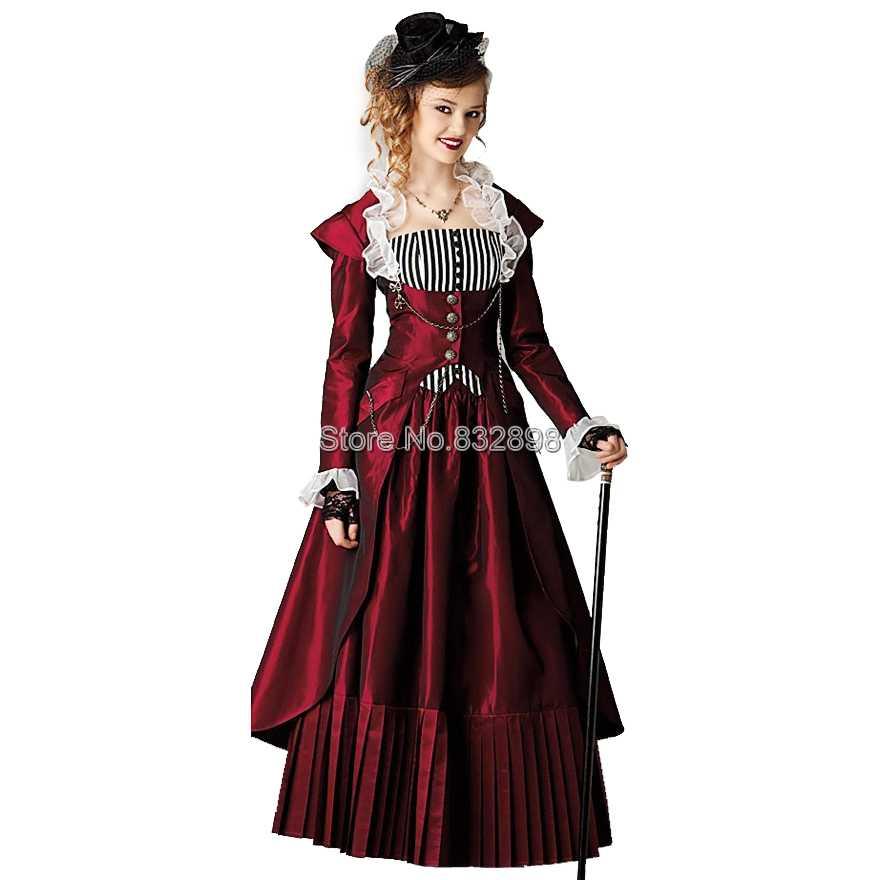 steampunk dresses costumes
