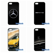 Benz Car Logo Hard Phone Case Cover Blackberry Z10 Q10 HTC Desire 816 820 One X S M7 M8 Mini M9 A9 Plus - Top Cases Sale store