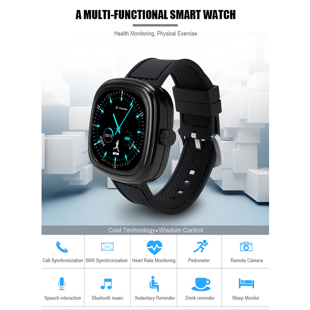 M2 Smart Watch Women men Fashion Bluetooth Smartwatch Touch Screen Wearable Devices Electronics Watch Phone For IOS Android