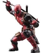 Deadpool Action Figures Merc With A Mouth Anime Game Toys Figurines 20cm PVC Anime Toys Figure Deadpool Model Toy