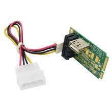 Buy Hot Sale Mini PCI-E PCI-E x1 pci Express 1X Extension Cord mini pcie pcie Adapter Card USB Riser Card 2016 New for $7.67 in AliExpress store