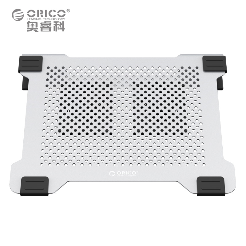 ORICO NA15 14 / 15.6 inch Notebook Cooling Pad Computer Radiator Bracket Plate Aluminum for Laptop(China (Mainland))