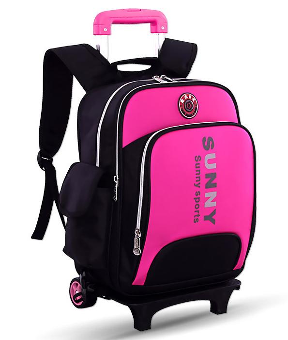 Boys Backpacks Backpack Wheeled / Boy