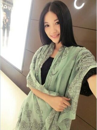 hot sale women long Korean scarf cape broadened textile printing scarves chiffon scarf fashion Shawl super comfortable wrap-b126(China (Mainland))