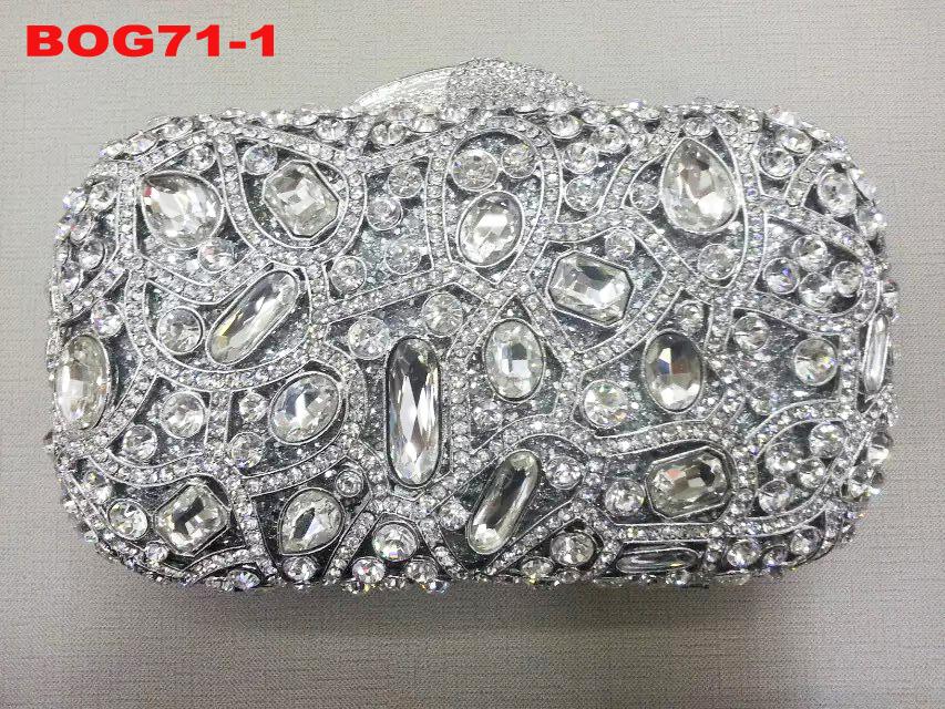 Здесь можно купить  Dot pattern crystal evening bags women Luxury clutch prom bag studded diamond evening clutches   SZ-126 Dot pattern crystal evening bags women Luxury clutch prom bag studded diamond evening clutches   SZ-126 Камера и Сумки