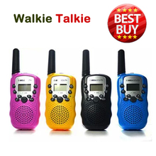 2 UNIDS Mini Walkie Talkie UHF Interphone para Los Niños el Uso de Dos Vías de Radio Portátil Manejado Intercom Envío Gratis(China (Mainland))