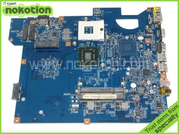 LAPTOP MOTHERBOARD FOR Gateway PACKARD BELL TJ65 series 48.4BU01.01N 554BU01031G(China (Mainland))