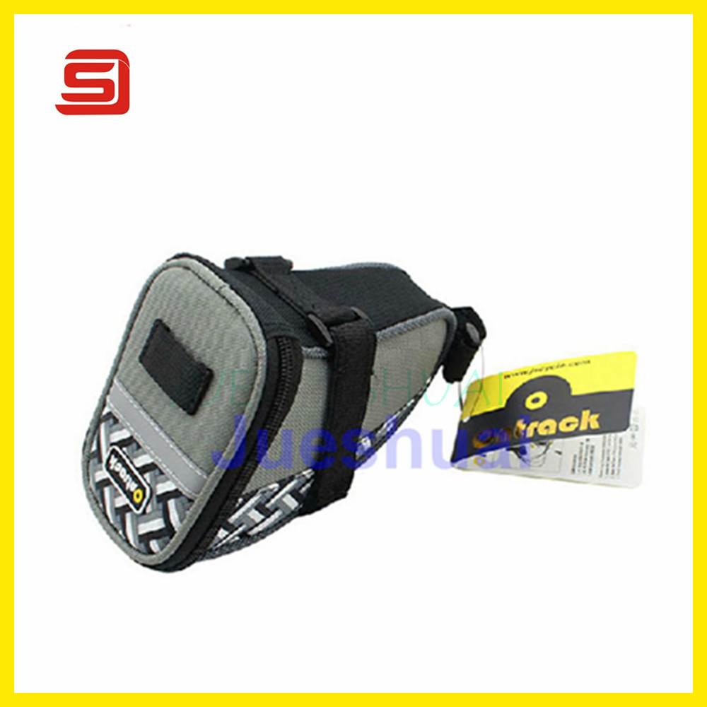 2015 hot sell bicycle bag use for bicycle saddle can put phone &money(China (Mainland))
