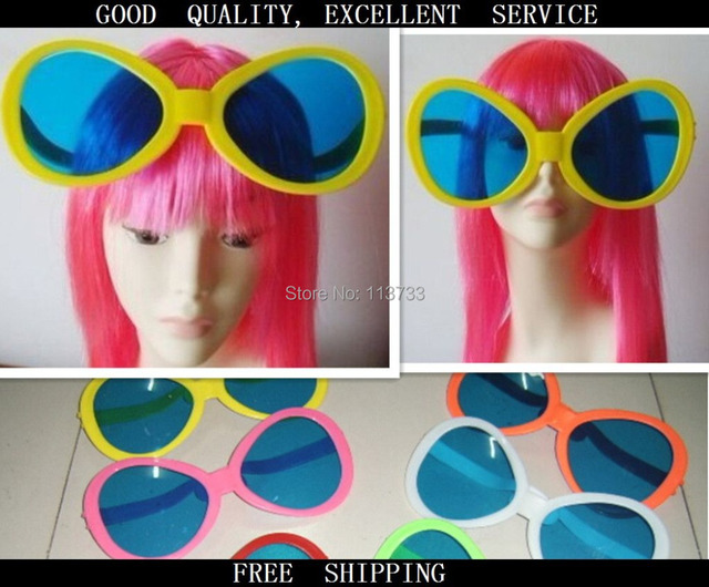 big funny sunglasses