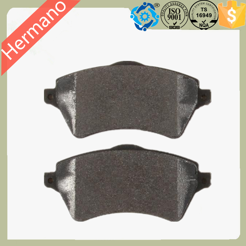 D926 Hermano Top Quality Original car Rear brake pads for LAND ROVER(China (Mainland))