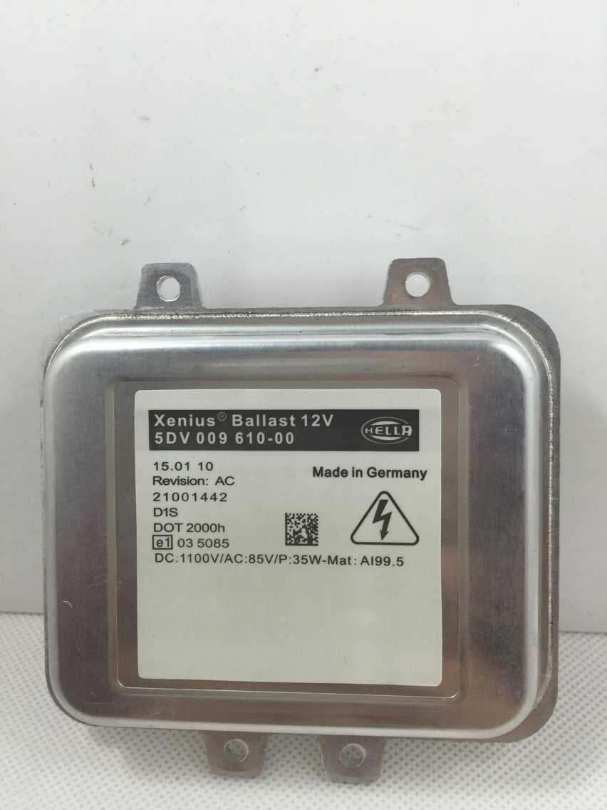 NEW! Hella Germany 5DV 009 610-00 Ballast Xenon HID Headlight Unit Module OEM(China (Mainland))